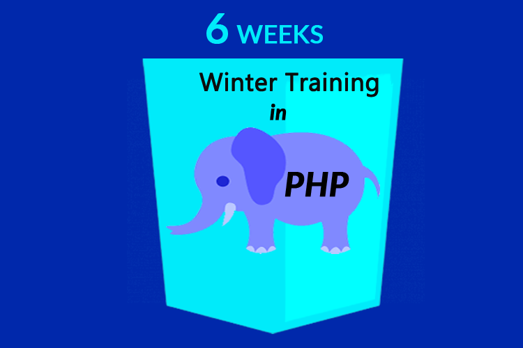 php winter training